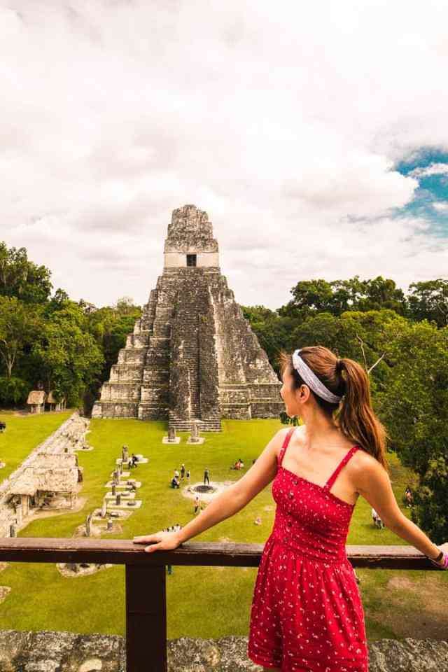 Tikal National Park, Guatemala