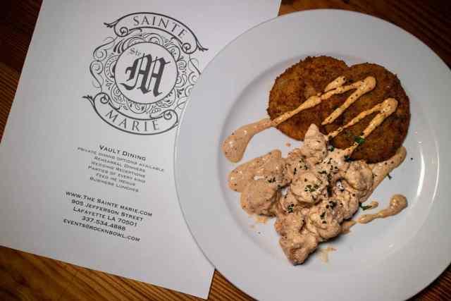 Sainte Marie Modern Cajun Food Lafayette Louisiana
