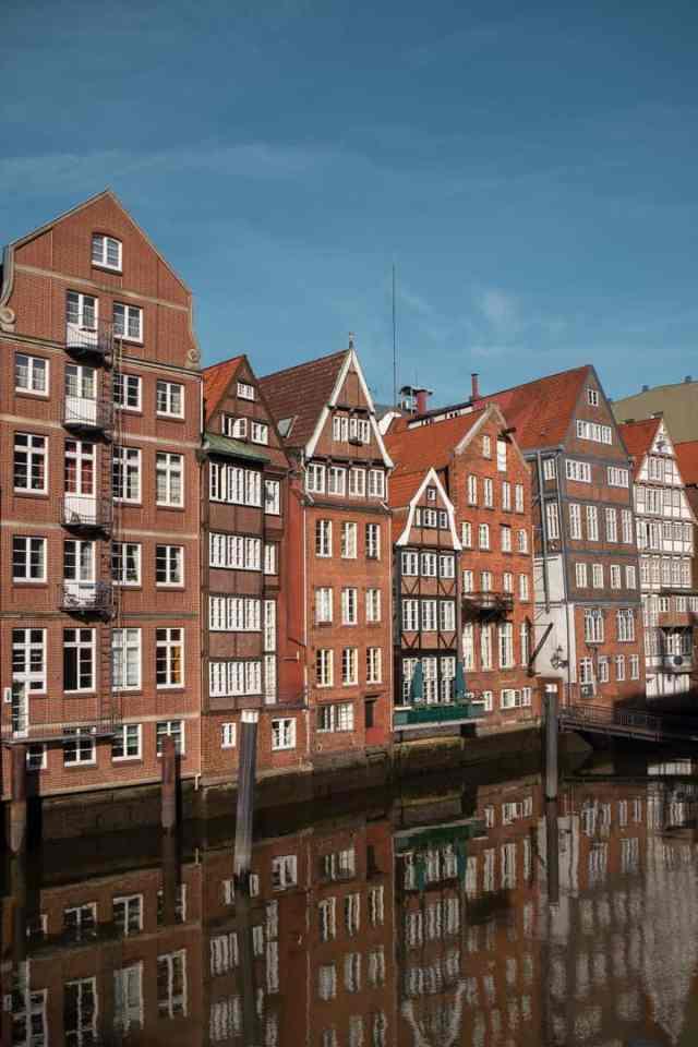 Nikolaifleet Deichstraße Hamburg