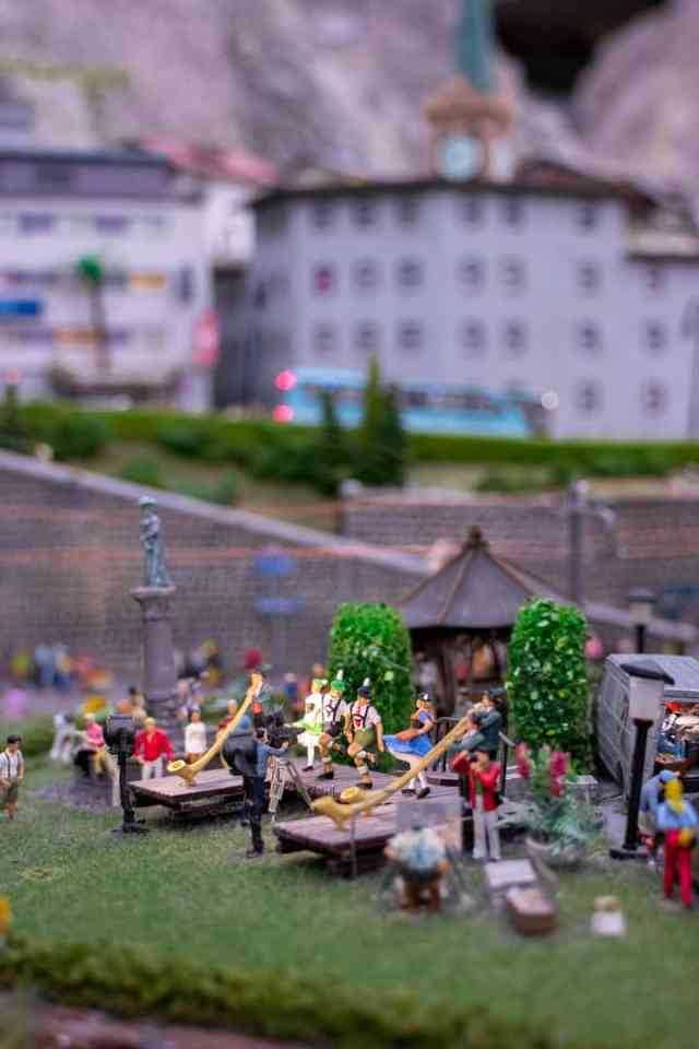Top Attraction Hamburg Miniatur Wunderland