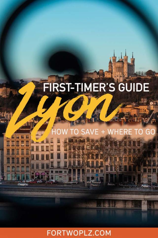 Planning your first Lyon trip and not sure what to do? This Lyon travel guide outlines everything you should know about Lyon, France. From public transport to top attractions, you will find useful Lyon travel tips in this post to help you plan the best France travel experience ever! #france #francetravel #visitfrance #europe #europetips