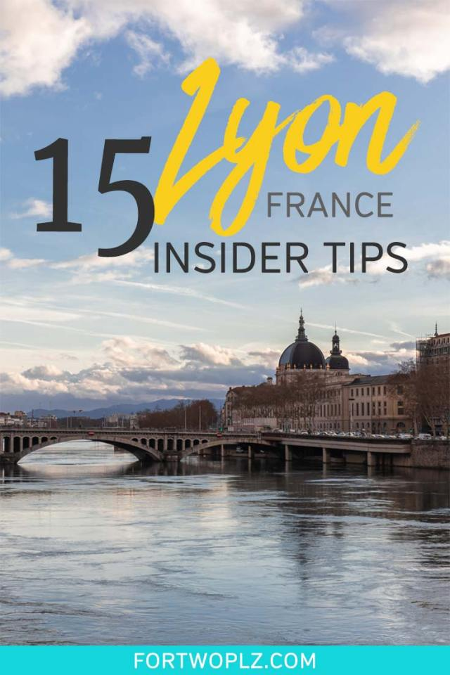 Traveling to Lyon, France? Keep these Lyon travel tips handy to help you plan the perfect Lyon itinerary! Find out everything you need to know including the best areas to stay, top michelin star restaurants to tourist attractions you cannot miss in Lyon. #france #francetravel #visitfrance #europe #europetips