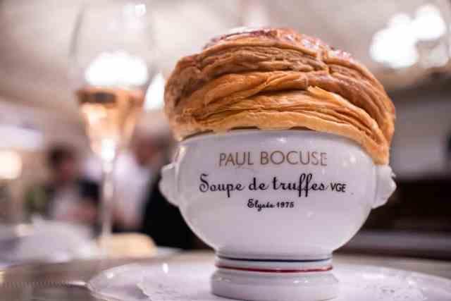 Paul Bocuse Restaurant Lyon