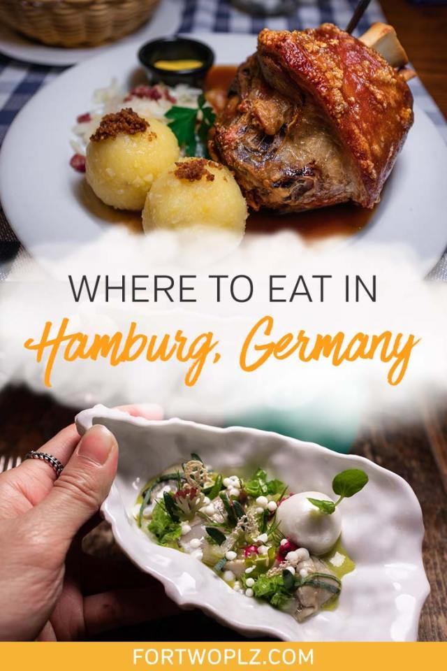 Hunting for the best places to eat in Hamburg, Germany? From Michelin star restaurants to hip and trendy cafes, Hamburg is no shortage of delicious food options. Keep reading to discover the best restaurants, cafes and bars, you should not miss on your visit to Hamburg!#foodguide#foodtravel#culinarytravel#hamburg #germanytravel #europe