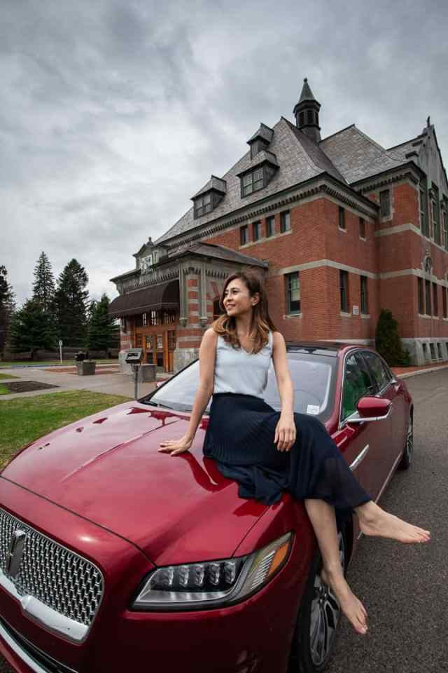 BC Road Trip with Lincoln Continental 2019