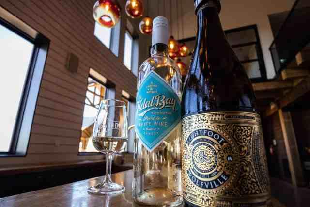 Lightfoot & Wolfville Winery Nova Scotia Holidays