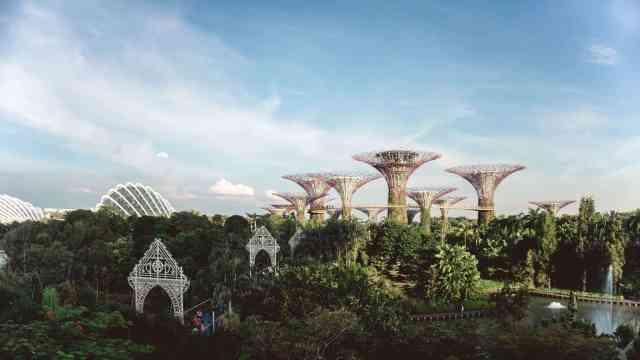 Singapore stopover changi airport free tour