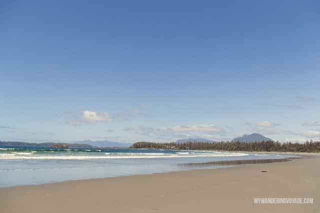 Chesterman Beach Tofino Surfing