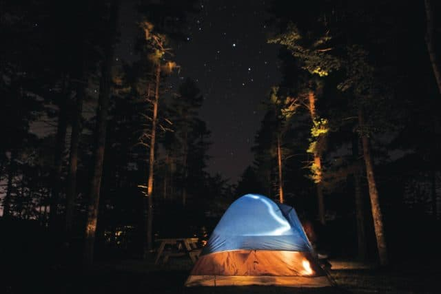 Acadian Skies & Mi'kmaq Lands Starlight Reserve Nova Scotia Night Sky