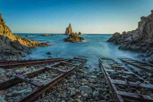 Cabo de Gata Almeria Spain