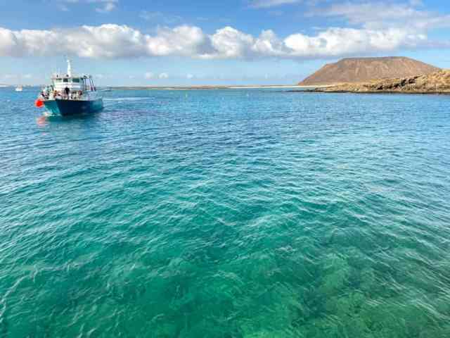 Lobos Island Fuerteventura Corralejo Beautiful Cities to Visit in Spain