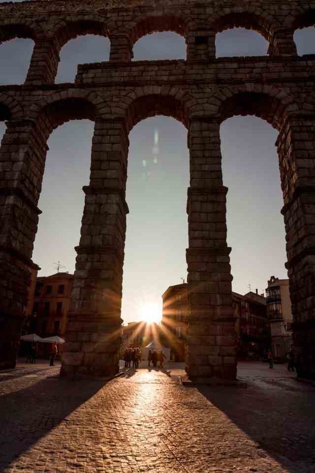 Segovia small cities in Spain worth exploring