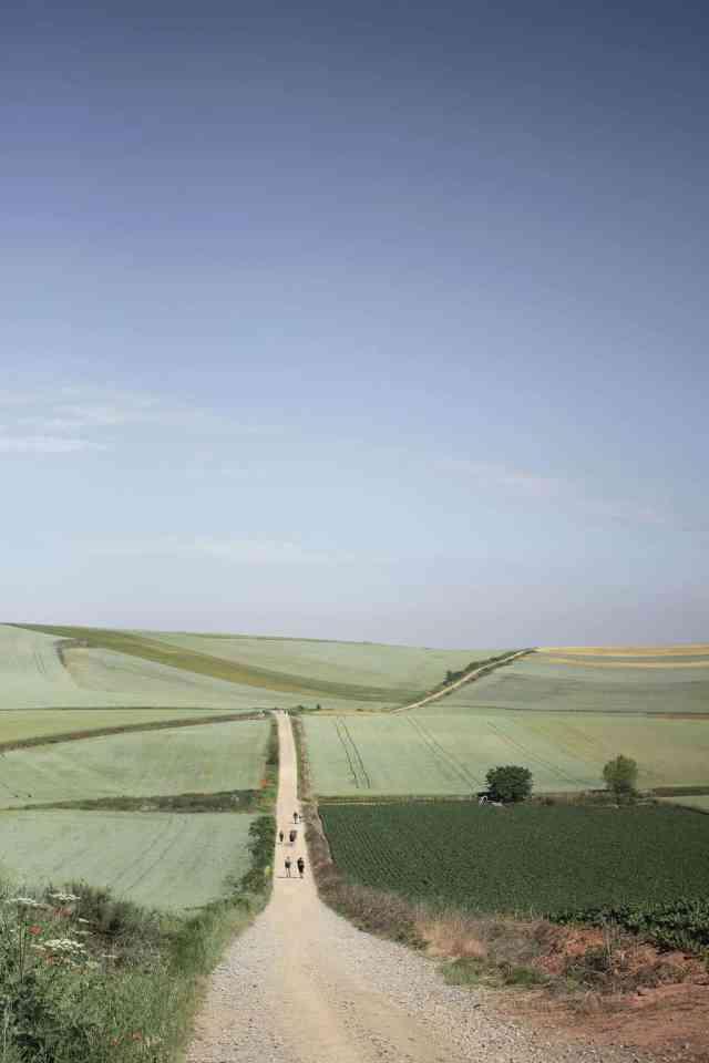 camino de santiago route Spain