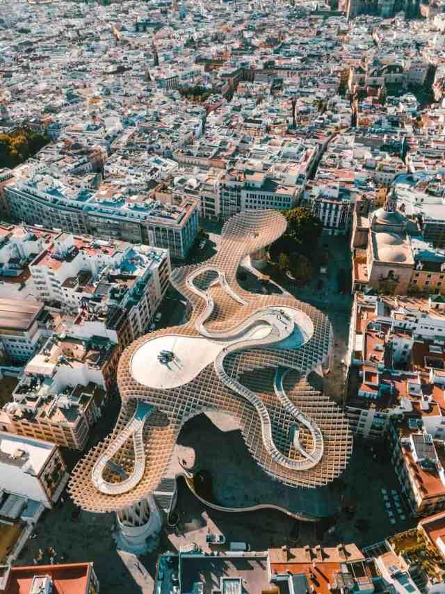 serville spain must visit places in Spain