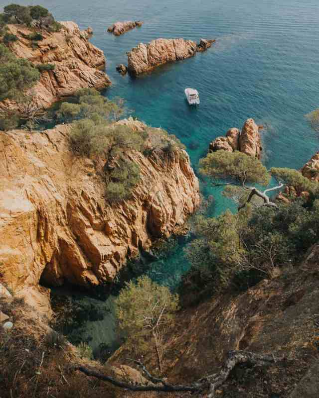 tossa de mar top holiday destinations in spain