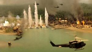 Scene from Apocalypse Now
