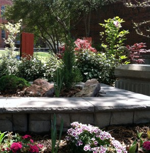 The Aseana Asian Gardens in Shreveport