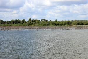 A photo of Lake Caroline in Bossier City