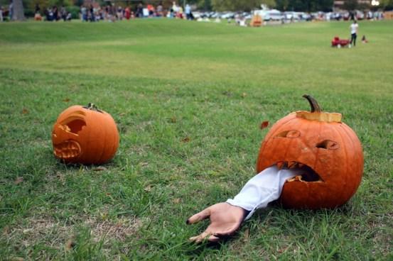 A photo of a pumpkin