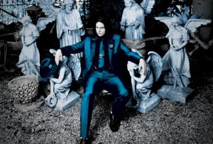 A photo of Jack White