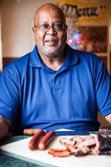 A photo of Harvey Clay