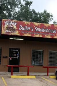A photo of Butler's Smokehouse