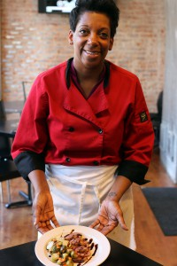 A photo of Chef Tootie Morrison