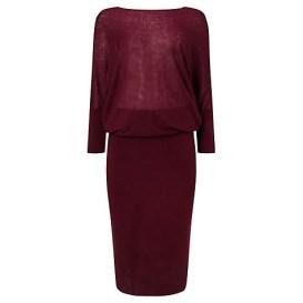 Jigsaw batwing dress £55 (was £139)