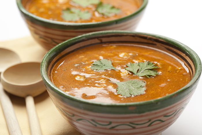 Harira-soup