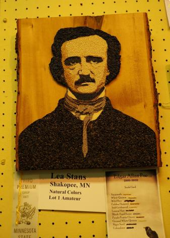 Edgar Allen Poe. Photo by Ryan