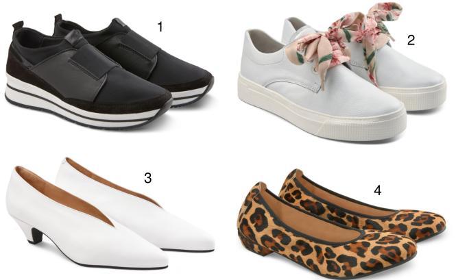 Bequeme Schuhe für langes Stehen