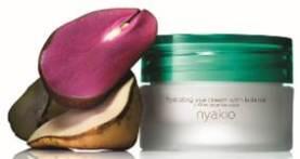 Nyakio Hydrating Eye Cream with Kola Nut