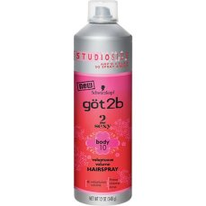 got2b 2sexy voluptuous volume hairspray