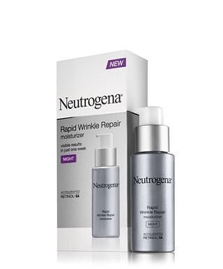 Neutrogena Rapid Wrinkle Repair Night Moisturizer