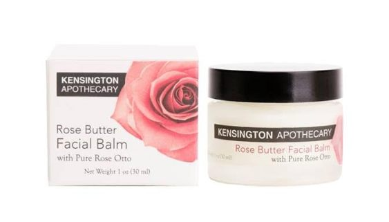 Kensington Apothecary Rose Water Facial Balm