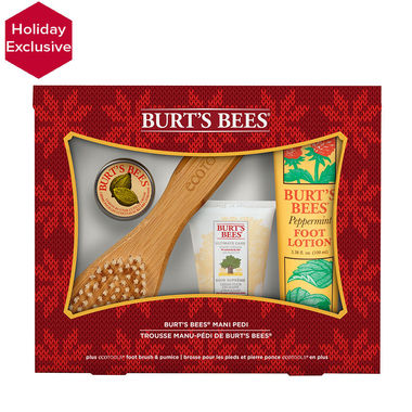 Burt's Bees Mani Pedi