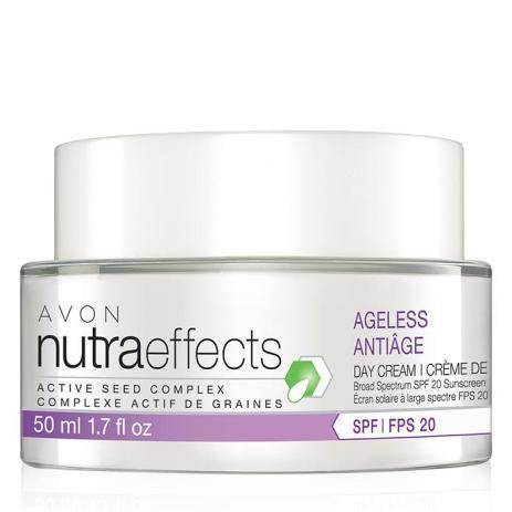 nutraeffects Ageless Day Cream Broad Spectrum SPF 20