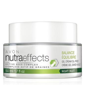 nutraeffects Balance Night Gel Cream