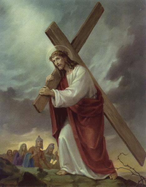 carrying our crosses forty something faith