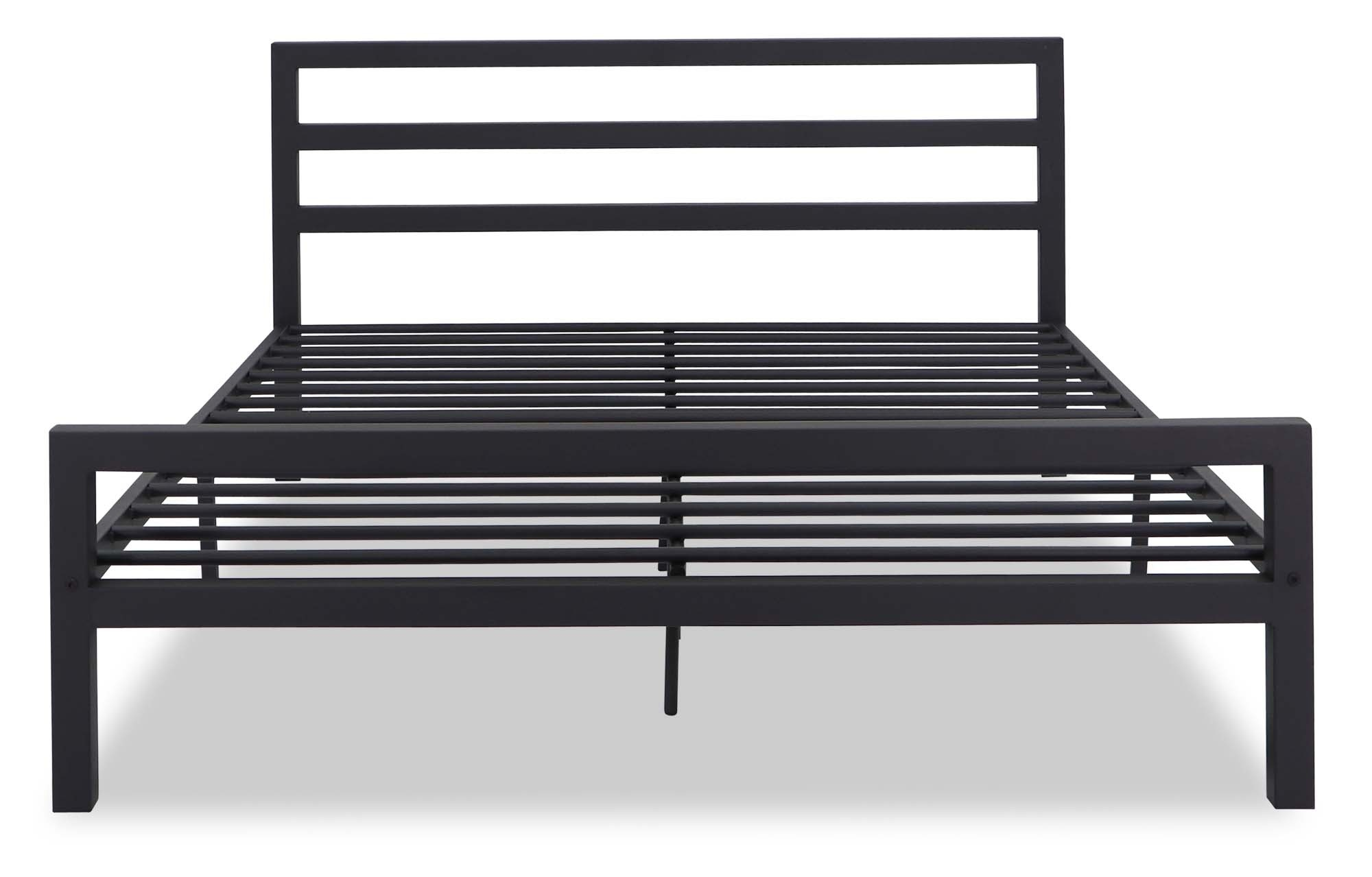 Kurt Metal Bed Frame (Queen)
