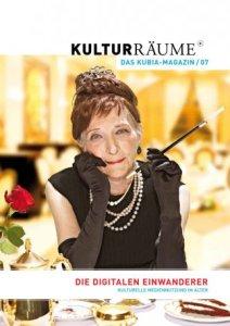 Cover Kulturräume