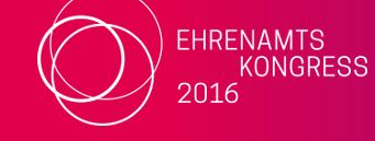 Ehrenamtskongress Logo