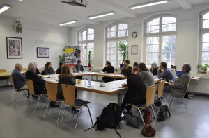 Gelsenkirchen: Landesveranstaltung mit dem AQ NRW