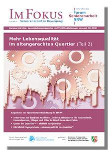 Cover der Ausgabe 3/2016 Im Fokus