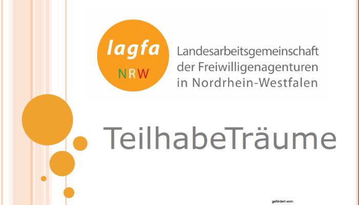 """""""Teilhabe/Träume"""""""