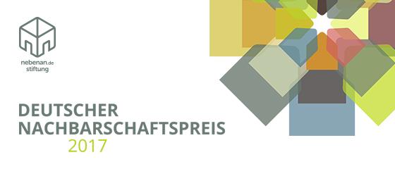 Logo Nachbarschaftspreis