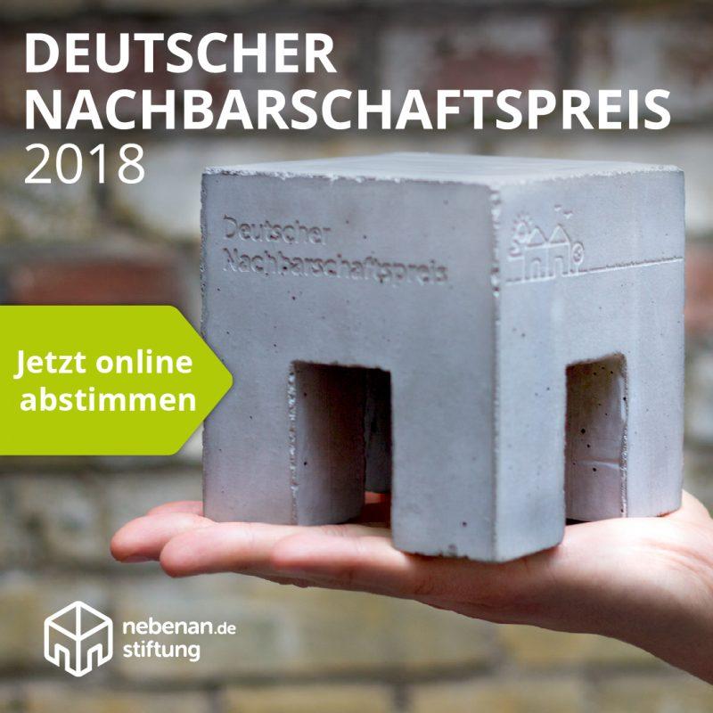 Nachbarschaftspreis nebenan.de