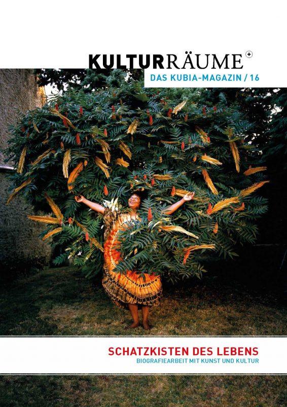 Cover Kulturräume / 16