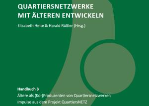 QN-Handbuchreihe Quartiersnetzwerke