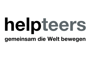 Logo Text Helpteers